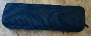 padded carry case, holds everything