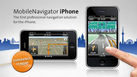 Mobile Navigator for iPhone